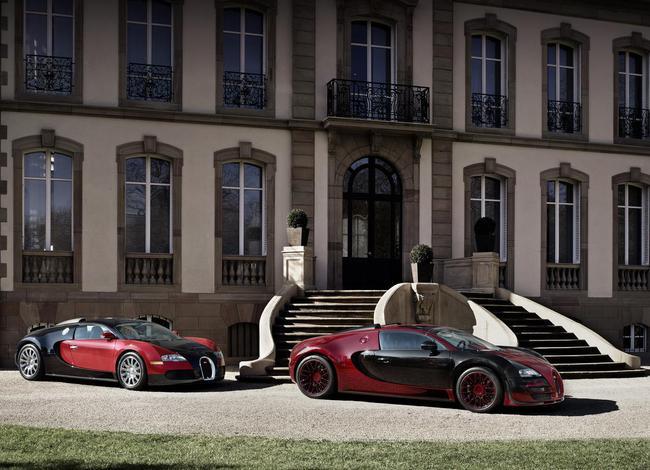 Bugatti Veyron La Finale 2