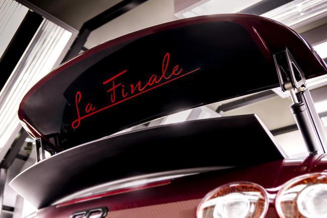 Bugatti Veyron La Finale 8