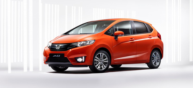 Honda Jazz 2015 01