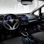 Honda Jazz 2015 interior 01