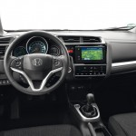 Honda Jazz 2015 interior 03
