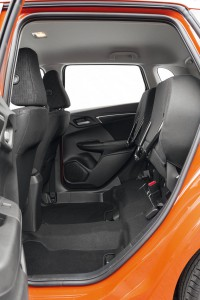 Honda Jazz 2015 interior Magic Seats 06