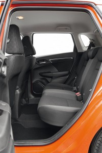 Honda Jazz 2015 interior Magic Seats 09