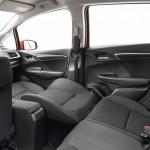 Honda Jazz 2015 interior Magic Seats