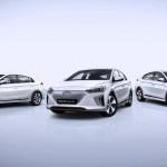 Hyundai Ioniq 2016 gama