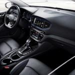 Hyundai Ioniq 2016 interior 02
