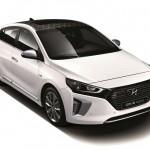 Hyundai Ioniq hybrid 2016 01
