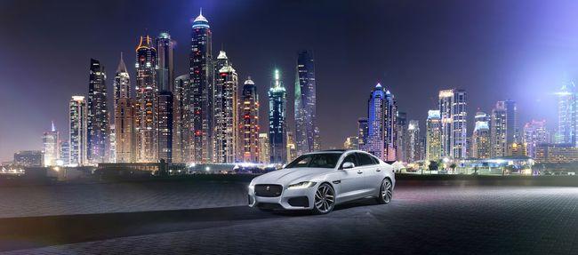 Jaguar XF 2016 11