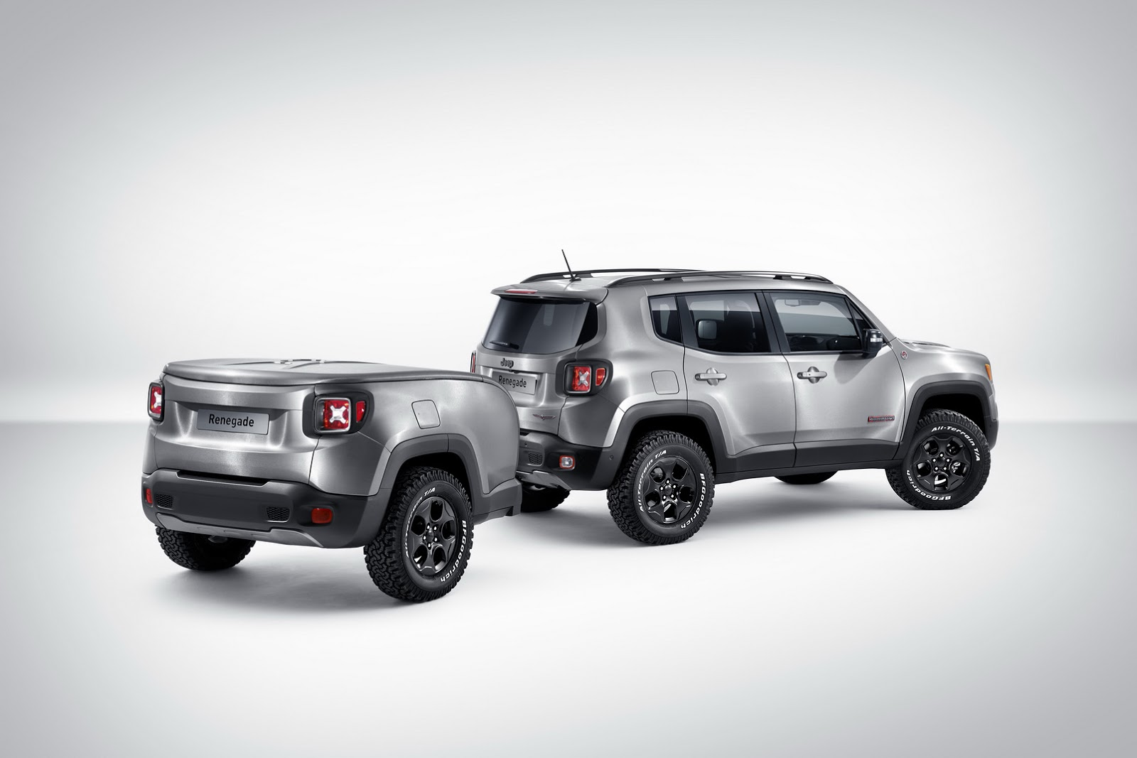 Jeep Renegade Hard Steel Concept 2015 01
