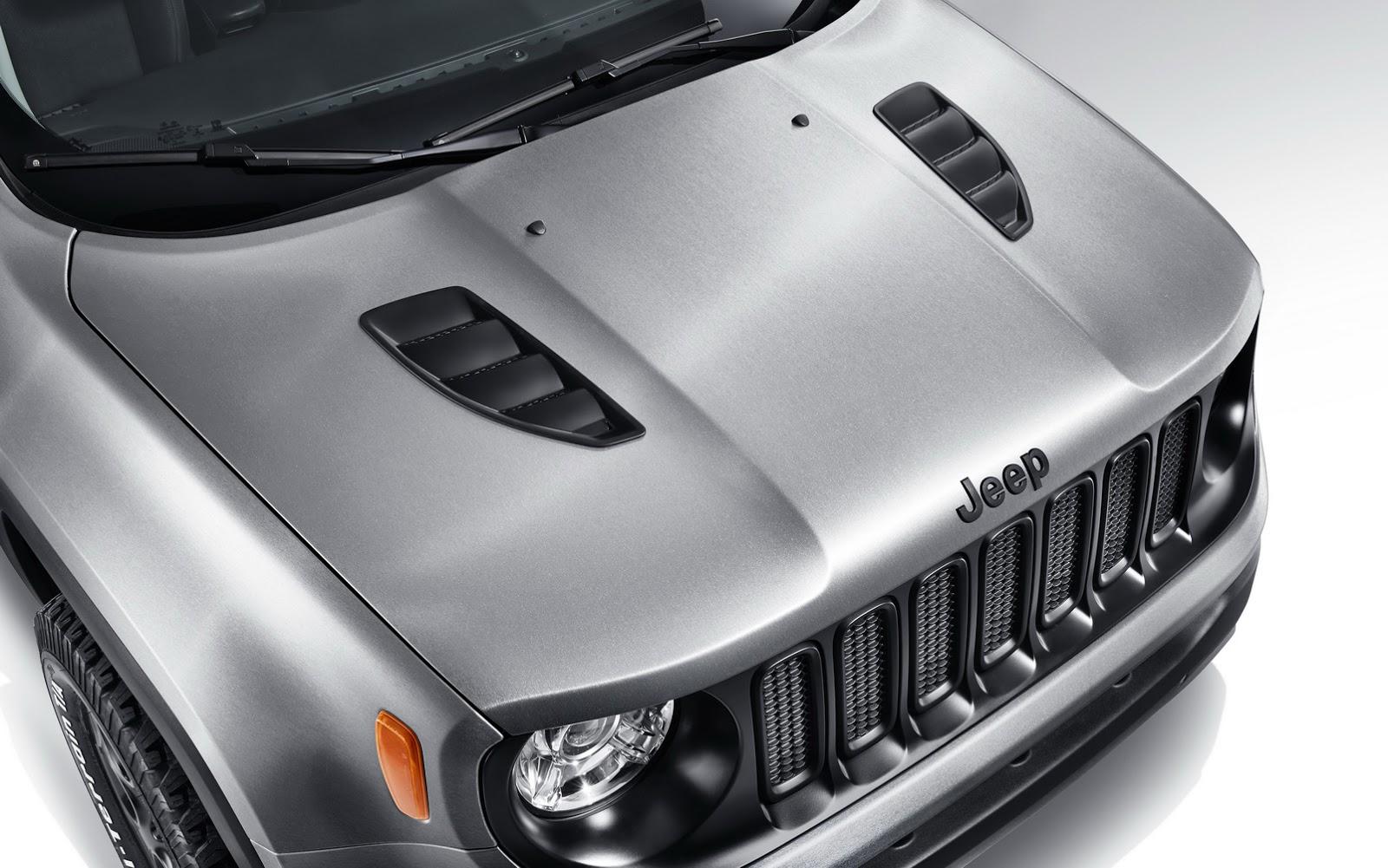 jeep renegade hard steel concept acero y remolque. Black Bedroom Furniture Sets. Home Design Ideas