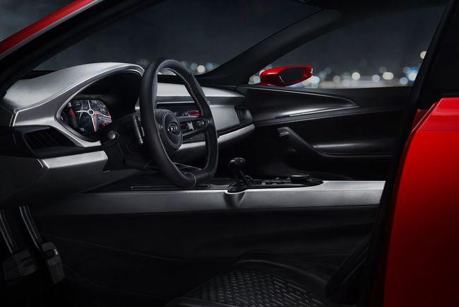 Kia Sportspace Concept 2015 interior 02