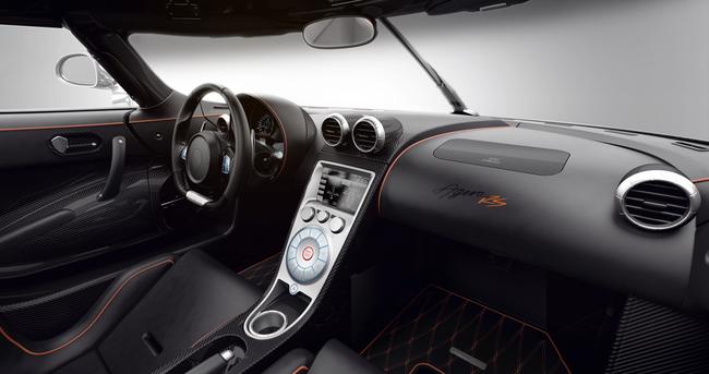 Koenigsegg Agera RS 2015 interior 01