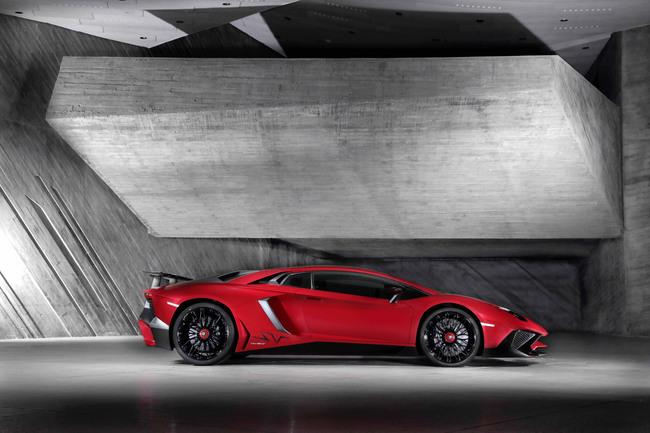 Lamborghini Aventador LP 750-4 Superveloce 2015 02