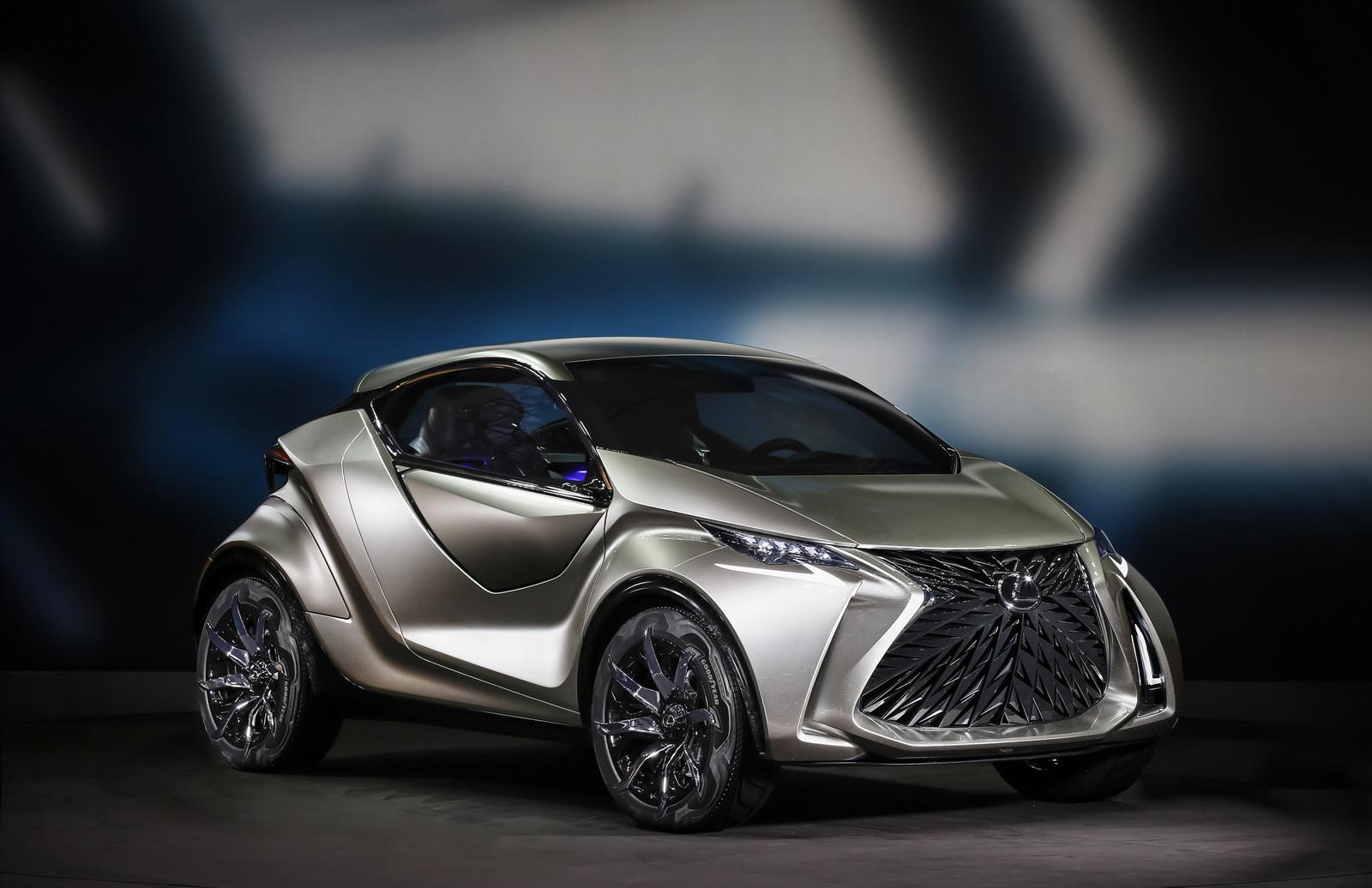 Lexus LF-SA Concept 2015 01