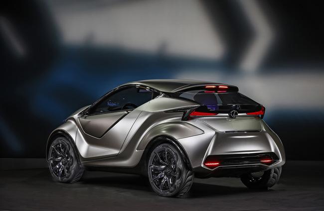 Lexus LF-SA Concept 2015 07