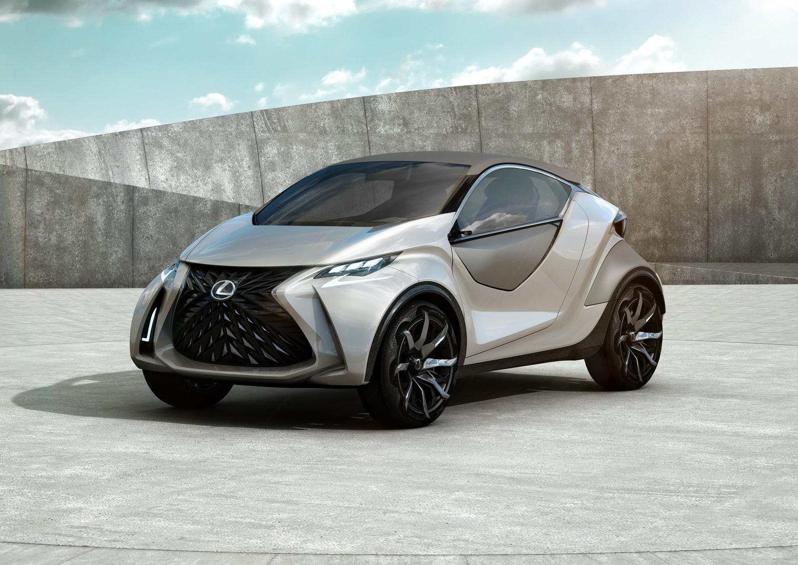 Lexus LF-SA Concept 2015 14
