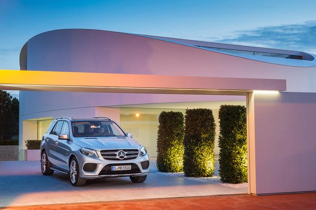 Mercedes GL 2015 10