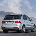 Mercedes GLE 2015 13