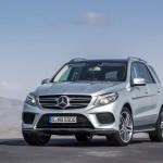 Mercedes GLE 2015 17