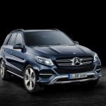 Mercedes GLE 2015 28