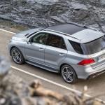 Mercedes GLE 2015 29