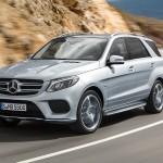 Mercedes GLE 2015 32
