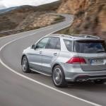 Mercedes GLE 2015 33