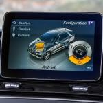 Mercedes GLE 2015 interior 02