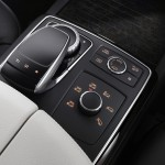 Mercedes GLE 2015 interior 06