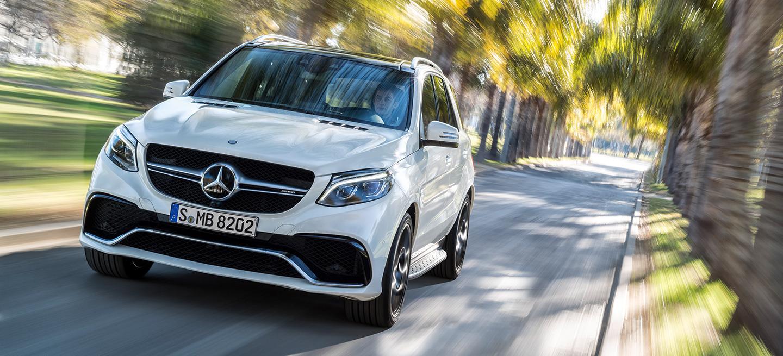 Mercedes GLE 63 AMG 2015 01