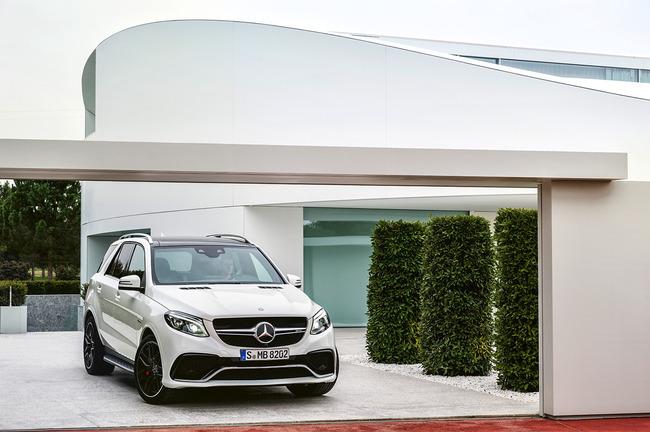 Mercedes GLE 63 AMG 2015 07