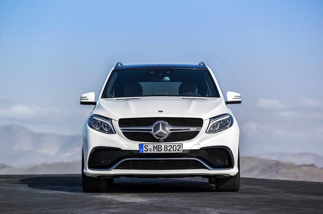 Mercedes GLE 63 AMG 2015 08