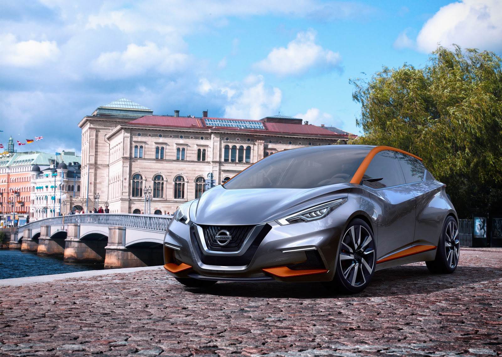 Nissan Sway Concept 2015 15