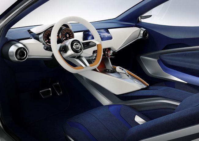 Nissan Sway Concept 2015 interior 03