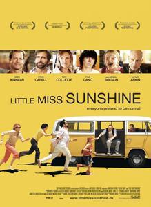 Pequena Miss Sunshine caratula