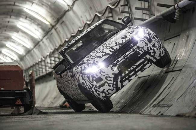 Range Rover Evoque Convertible Crossrail 2015 02