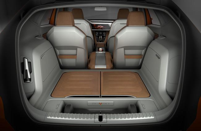 Seat 20v20 Concept 2015 maletero