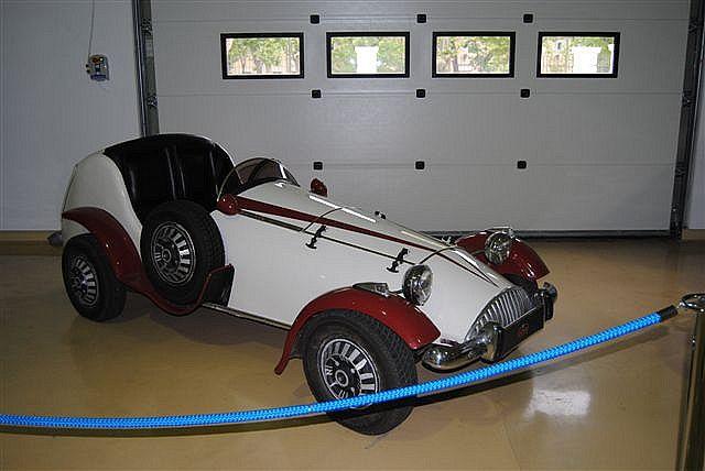 Seat 600 modificado Felipe VI