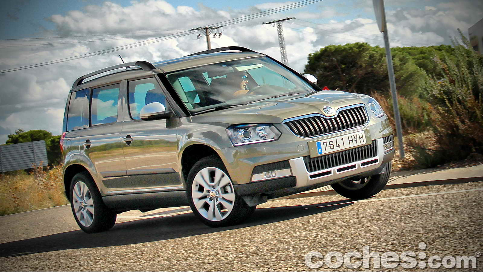 skoda yeti outdoor 2 0 tdi 140 cv elegance 4x2 prueba. Black Bedroom Furniture Sets. Home Design Ideas