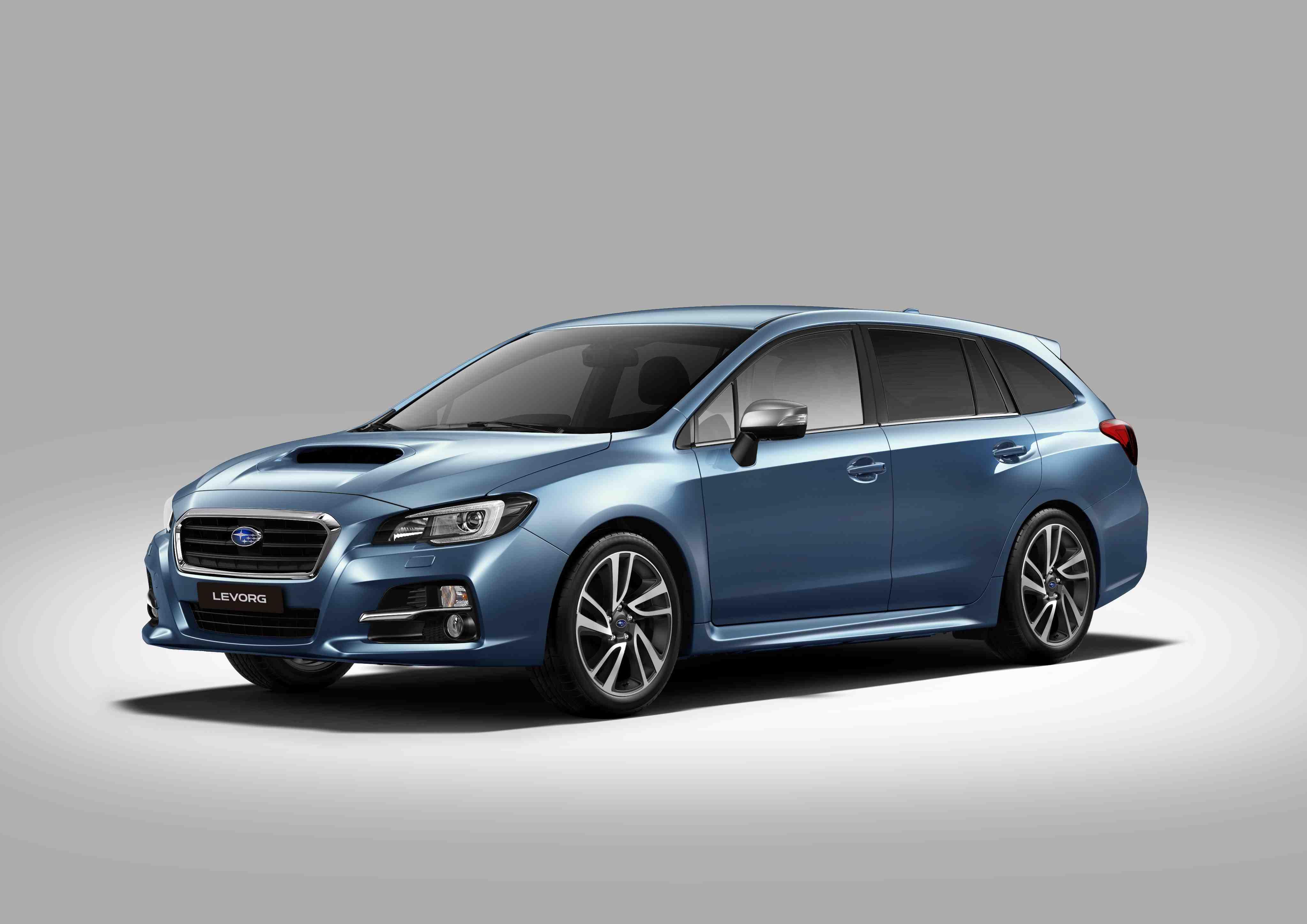 Subaru Levorg Sports Tourer 2015