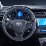 Toyota Avensis 2015 interior 04