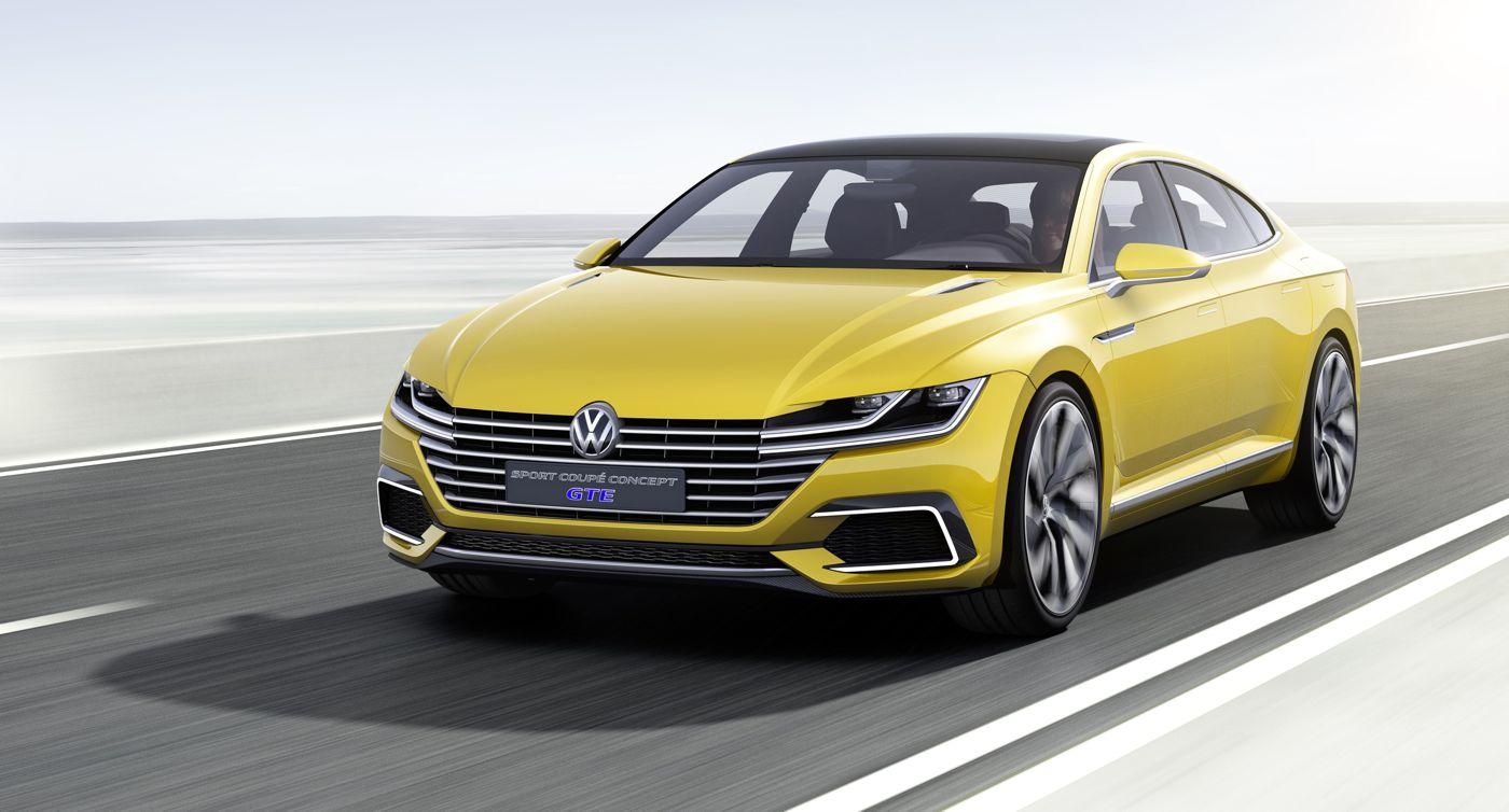Volkswagen Sport Coupé Concept GTE 2015 01