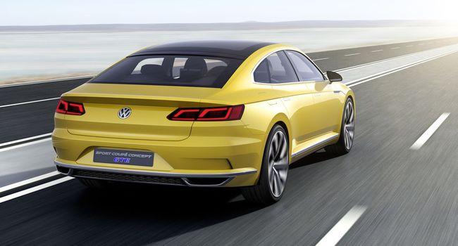Volkswagen Sport Coupé Concept GTE 2015 02