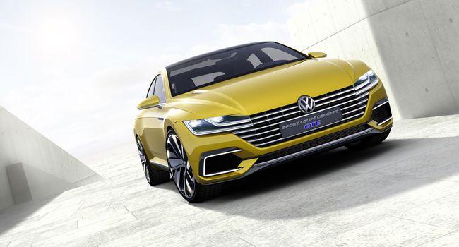 Volkswagen Sport Coupé Concept GTE 2015 06