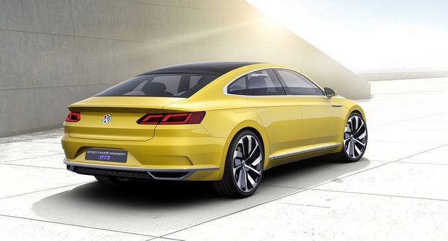 Volkswagen Sport Coupé Concept GTE 2015 07