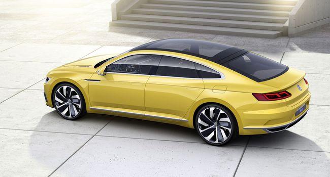 Volkswagen Sport Coupé Concept GTE 2015 08