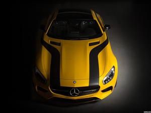 Mercedes AMG GT S Concept Cigarette Racing 2015