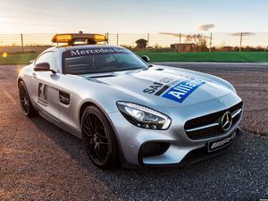 Mercedes AMG GT S F1 Safety Car 2015