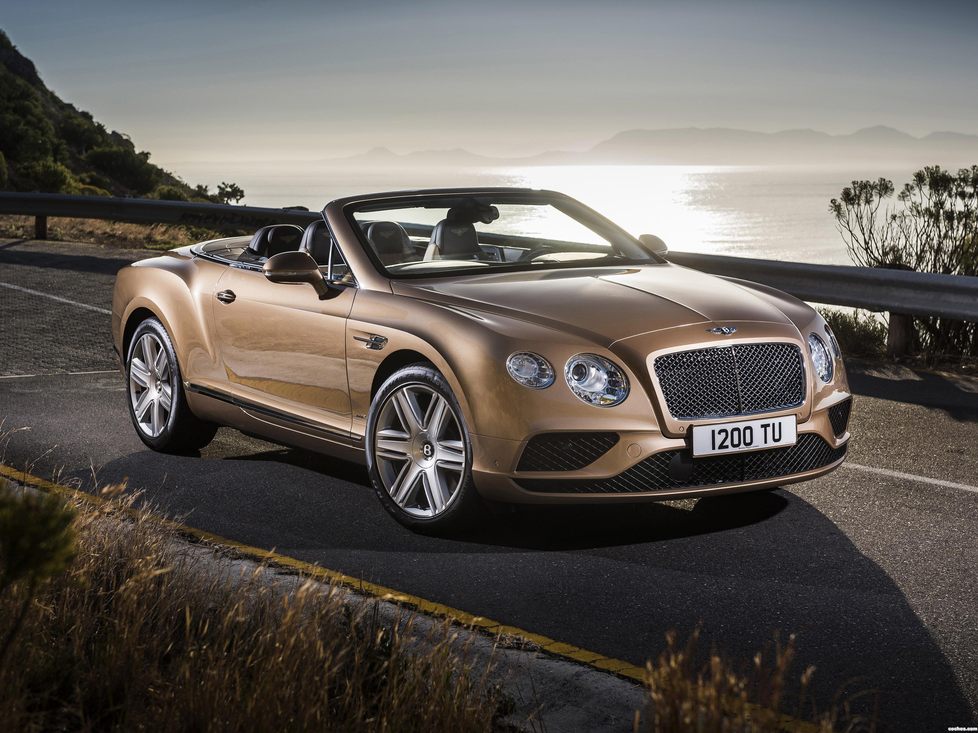 Fotos De Bentley Continental Gtc 2015 Foto 5