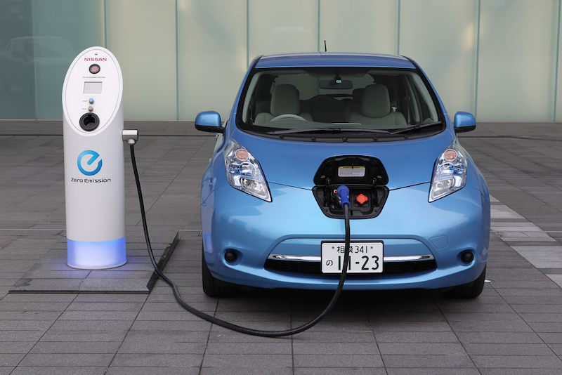 coches electricos japon